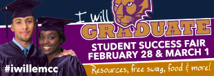 Student Success Fair February 28 & March 1