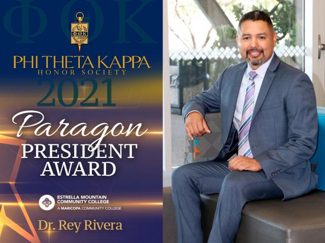 Dr. Rivera Paragon Award