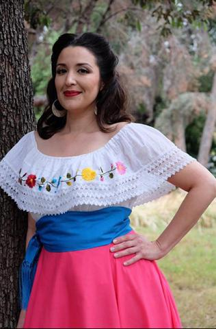Marisa Ronstadt shares love of mariachi at EMCC's annual concert