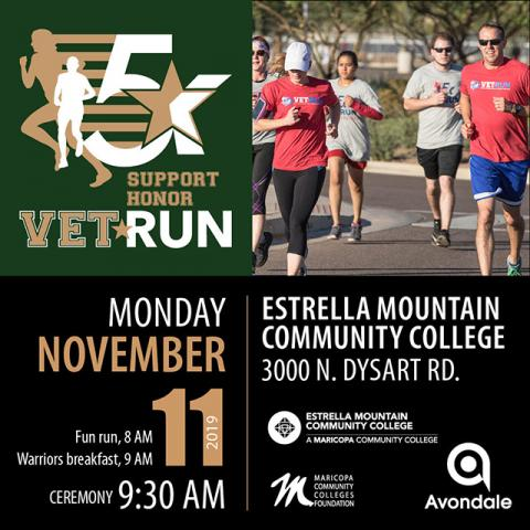 Registration underway for 6th annual Veterans Day Fun Run