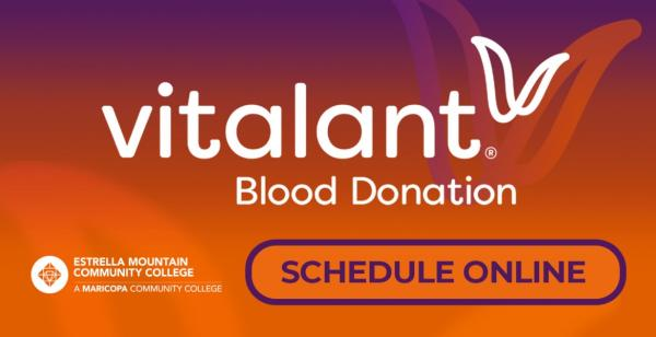 Vitalant Blood Drive image with dates