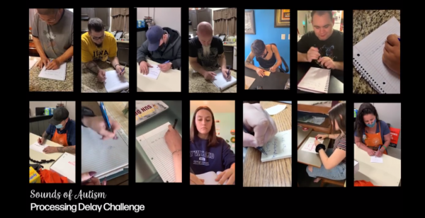 Processing Delay Challenge Virtual Event Image