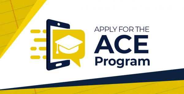 ACE application deadline February 19