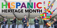 Celebrate Hispanic Heritage Month events Sept. 15-Oct. 15