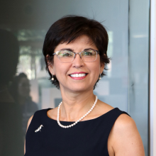 Dr. Patricia Cardenas-Adame, Ph.D., Vice President of Student Affairs