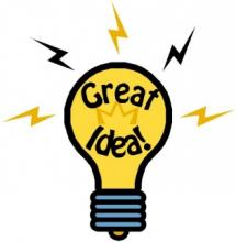 Submit your great idea!