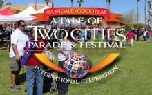 Annual Tale of Two Cities Parade & Festival