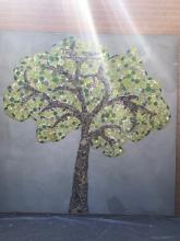 Kindness Tree with Sun Rays