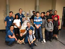 PTK students invite Boys and Girls Club teens to learn about college life