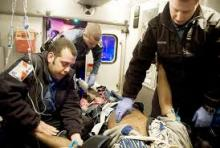 EMT's in Action