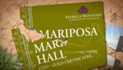 The Mariposa Hall LEED-Gold Certified video showcases the building's innovative features.