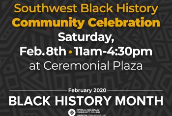Southwest Black History Celebration, Feb 8, 11-4:30
