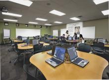 EMCC Learning Studio, Ocotillo Hall
