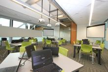 Technology Learning Classroom